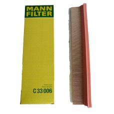 Mann C33 006 фильтр воздушный