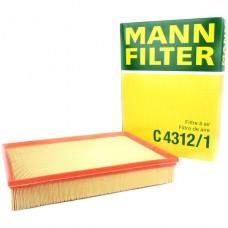 Mann C4312/1 фильтр воздушный