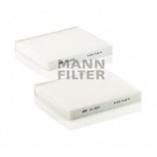 Mann CU2533-2 фильтр салонный