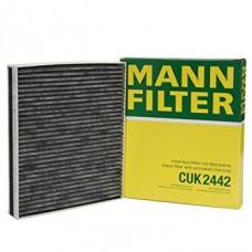 Фильтр салонный Mann CUK2442 (CHEVROLET EVROPE/DAEWOO (GM) Aveo II,Cruze, Orlando, Malibu, Volt, OPEL Ampera,A