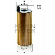 Mann HU6004x фильтр масляный