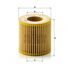 Mann HU710x фильтр масляный