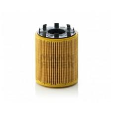 Фильтр маслянный Mann HU713/1x ( Alfa Romeo Mito >09, Guilletta >10, Fiat Albea >04, Bravo >07, Doblo >04, Panda II )