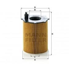 Mann HU716/2x фильтр масляный