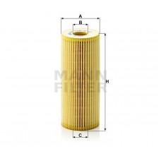 Mann HU726/2x фильтр масляный