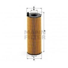 Mann HU8001x фильтр масляный