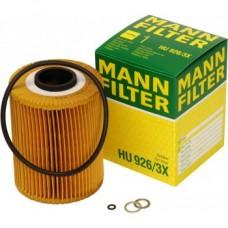 Mann HU926/3х фильтр масляный