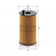 Mann HU934/1x фильтр масляный