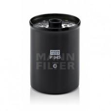 Mann P945x фильтр топливный
