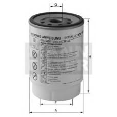 Mann PL271/1 фильтр топливный