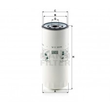 Mann W11 102/36 фильтр масляный