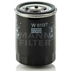 Mann W610/7 фильтр масляный