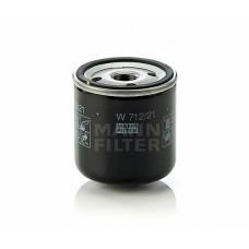 Mann W712/21 фильтр масляный