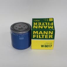 Фильтр маслянный Mann W8017 ( Hyundai i30 03/12-, ix35 03/10-, i40 07/11-, Santa Fe III 09/12-, KIA