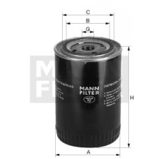Mann W940/20 фильтр масляный