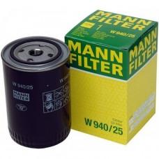Mann W940/25 фильтр масляный