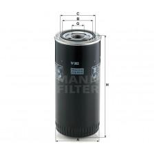 Mann W962 фильтр масляный
