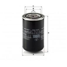 Mann WDK940/5 фильтр топливный