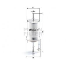Mann WK69/1 фильтр топливный