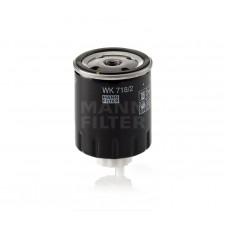 Mann WK718/2 фильтр топливный