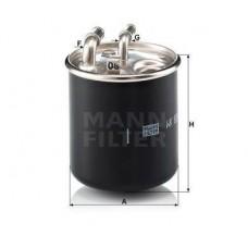 Mann WK820/2x фильтр топливный