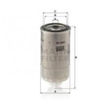 Mann WK854/1 фильтр топливный