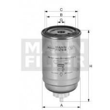 Mann WK965x фильтр топливный