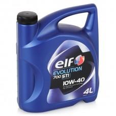 Масло для 4-х тактных двигателей EVOL.700 STI 10W40 4B4L ELF RO