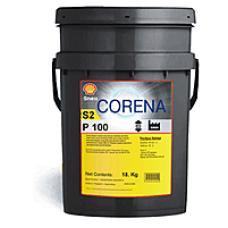 Масло индустриальное SHELL Corena S2 P100  20L
