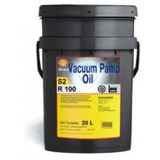 Масло индустриальное SHELL Vacuum Pump S2 R 100 20л
