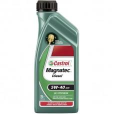 Масло моторное Castrol MaGnatec Diesel 5W40 DPF 1л. синт.