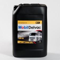 Масло моторное дизельное Mobil Delvac MX 15W40 20л мин. (М)