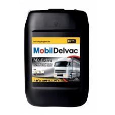 Масло моторное дизельное Mobil Delvac MX EXTRA 10W40 20л п/с (М)