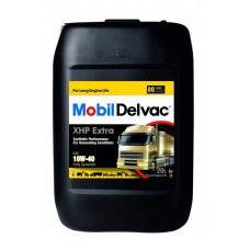 Масло моторное дизельное Mobil Delvac XНР EXTRA 10W40 20л синт. (М)