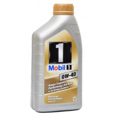 Масло моторное Mobil 1 0W40 1л синт.