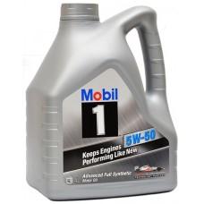 Масло моторное Mobil 1 5W50 4л синт.
