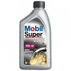 Масло моторное Mobil Super 2000 Х1 10W40 1л п/с