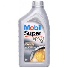 Масло моторное Mobil Super 3000 Х1 5W40 1л синт.