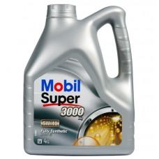 Масло моторное Mobil Super 3000 Х1 5W40 4л синт.