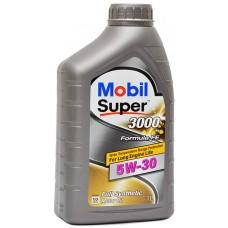 Масло моторное Mobil Super 3000 X1 Formula FE  5W30 1л синт.