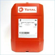 Масло моторное TOTAL Rubia Polytrafic 10W40 20 L