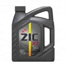 Масло моторное ZIC X7 LS 10w40 API SM/CF 4л синт.