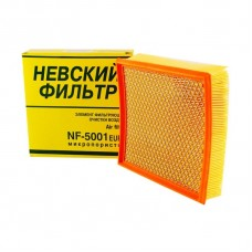 Ф.воздушный NF-5001m (ВАЗ-НФ 409-01-000) ЕВРО в инд.пакете, с сеткой