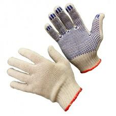 Перчатки  ХБ ПВХ 5-и ниточные