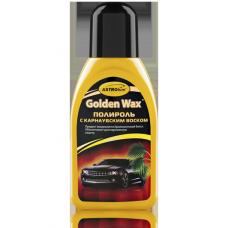 Полироль кузова 'Golden Wax ' ,  'АСТРОХИМ'  Ac-240 флакон 250мл