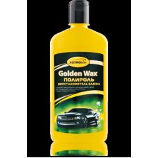 Полироль кузова восстановитель блеска 'Golden Wax ' 'АСТРОХИМ'  Ac-255 флакон 500мл