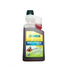 RAVENOL  2-Takt Selfmix 2T универсальное смешиваемое минеральное моторное масло 0,1л.