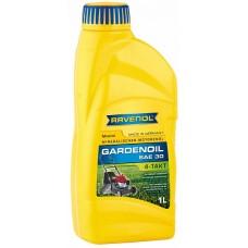 RAVENOL  4-Takt Gardenoil HD 30 масло для 4-х тактных газонокосилок 1л.