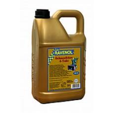RAVENOL  4-Takt  Schneefrase SAE 0W-30 синтетическое моторное масло для снегоуборочной техники 5л.