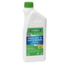 RAVENOL  антифриз HJC Premix -40C  (зеленый готовый) 1,5л.